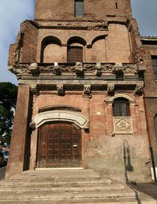 Jensens: Casa dei Crescenzi, Rom