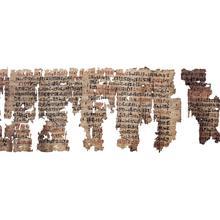 The British Museum: London Medical Papyrus