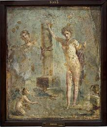 : Narcissus and echo