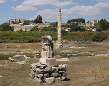 FDV: Temple of Artemis, Ephesus, Turkey
